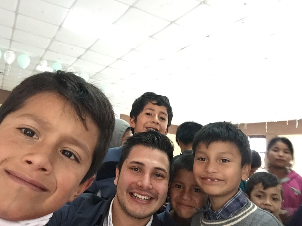 RC Schwäbischer Barockwinkel-Thannhausen: Austauschpraktikant sorgt für Hilfe in Mexiko