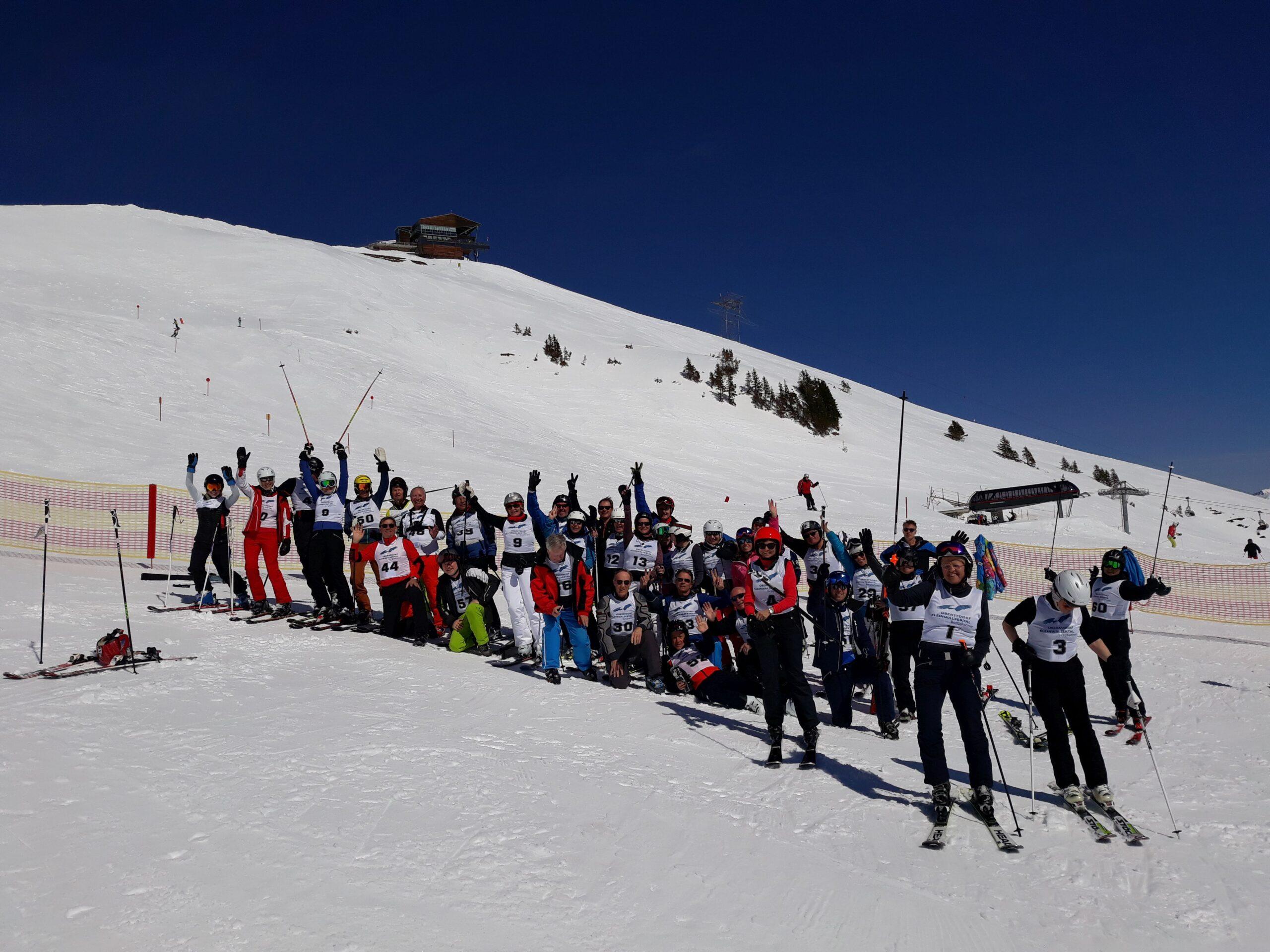 Ski-WM der Rotarier in Oberstdorf und im Kleinwalsertal