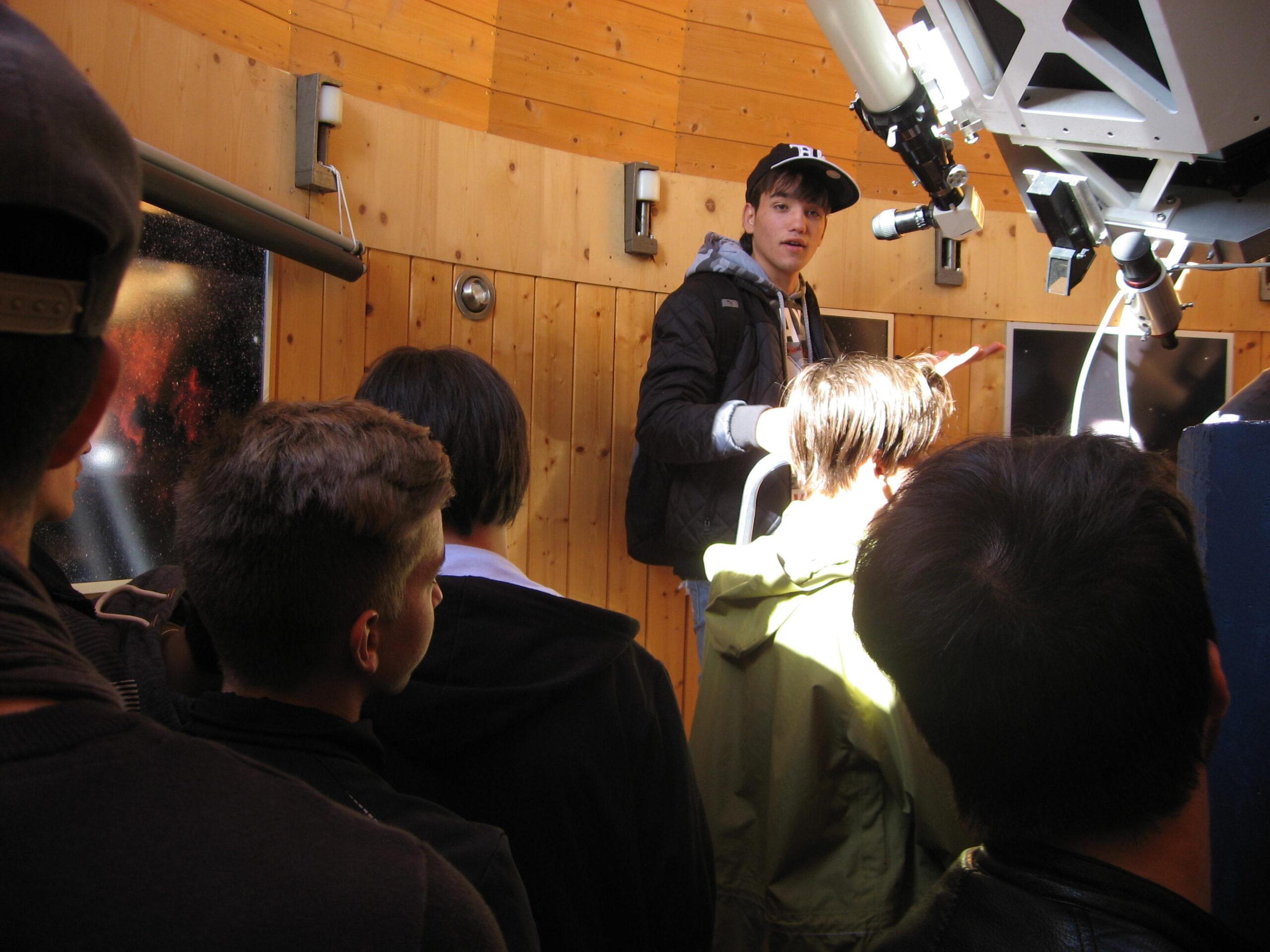 RC Weilheim: Sprachaufenthalte und spannende Exkursionen